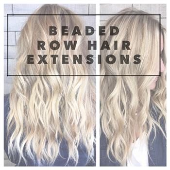 Beaded row hair extensions class hair do salon beaded row hair extensions class pmusecretfo Gallery